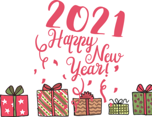 New Year Transparent Png Images